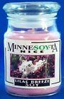 Lilac Breeze Soy Candle, 5oz Apothecary Jar