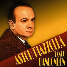 CD Astor Piazzolla y su quinteto : Tango, bandonéon