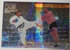 Rulon Gardner Signed 2006 Pride FC Grand Prix Holo Foil Card #108 UFC Autograph