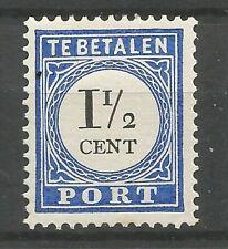 Nederland Port nummer 14a postfris