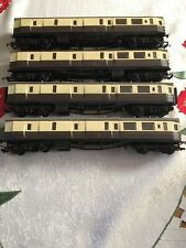 Airfix 00 gauge 4575 Coaches X4