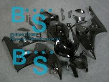 All Black INJECTION Fairing Kit Fit Set Honda CBR1000RR 2006-2007 57 B4