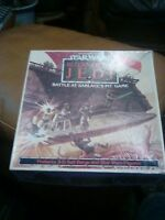 Vintage 1983 Star Wars Return of the Jedi Battle at Sarlacc's Pit Board Game