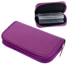 Tragbar 22 Schlitze SD SDHC MMC CF Micro-SD Speicherkartenhalter Tasche Kaste OE