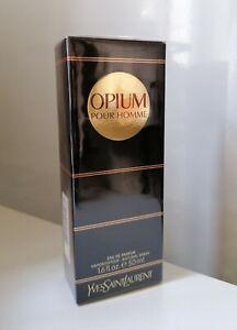 Opium pour homme eau de parfum 50 ml vaporisateur