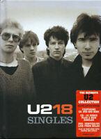 U2 – U218 Singles CD & DVD Island Records 2006 NEW/SEALED