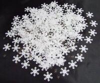 14g Snow Flack Glitz Confetti Table Confetti Sprinkles Decorations Party Supply