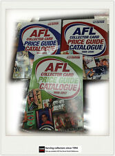 COMBO-AFL COLLECTOR CARD PRICE GUIDE CATALOGUE EDITION (3 + 2 +1) (Three in One)