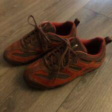 GEOX RESPIRA * Sneaker * Gr. 36/37 * braun * Top Zustand! * braun / orange