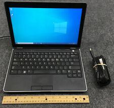"""Dell Latitude E6220 12.5"""" Laptop Core i5-2520M, 4GB RAM, 250GB HDD w/Adapter"""