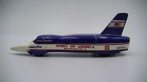 Lledo Land Speed Record Legends Vintage 1993 Sonic 1 - Spirit Of America Gd Cdn