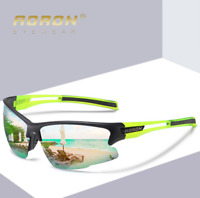 Men Polarized Sport Sunglasses UV400 Outdoor Driving Cycling Fishing Glasses