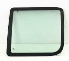 Fit 92-16 Ford Econoline Passenger Right Side Hinged Door Window Glass Movable