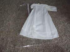 NWT NEW LITTLE THINGS MEAN A LOT 6M 6 MONTHS CHRISTENING DRESS BONNET