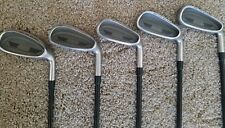 Kunnan EXT Mid Oversize Iron Set Right Handed Regular Flex 3,4,5,8,9 Irons
