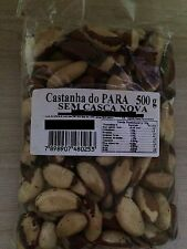 Average Brazil Nut - Castanha do Pará