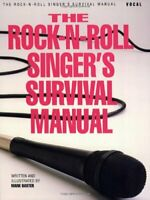 Rock 'n' Roll Singers Survival Handbook by Mark Baxter Paperback Book The Fast