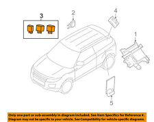 LAND ROVER OEM 12-18 Range Rover Evoque Electrical-Relay YWB500220