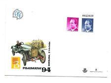 SPAIN - Postal Stationary Envelope for Filabarna 94 Philatelic Expo