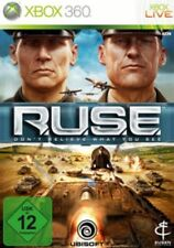 Xbox 360 RUSE R.U.S.E. Echtzeit-Strategiespiel TopZustand