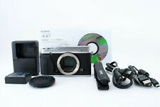 Fujifilm X Series X-E1 16.3MP Digital SLR Camera - Silver Body Only #133Y02O2710