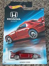2018 Hot Wheels Honda S2000 Honda Series #7/8 Wal-Mart Exclusive RED