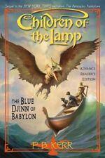 B0058M84X0 Children Of The Lamp: The Blue Djinn Of Babylon