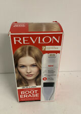 Revlon Root Erase 7 Dark Blonde Shades Permanent Hair Color Root Touch Up Dye