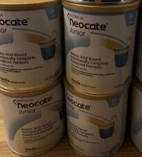 9 Neocate Junior Vanilla Powdered Formula 14.1 Oz 13 Cans FREE SHIPPING