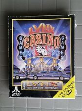 CASINO   Atari LYNX New Sealed Complete NOS Box not wonderful