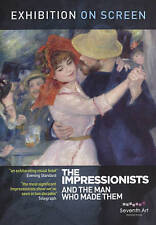 EXHIBITION ON SCREEN: THE IMPRESSIONISTS AND THE MAN WHO MADE THEM NEW DVD