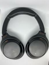 Sony WH-1000XM3 Wireless Noise Canceling Over Ear Headphones - Black