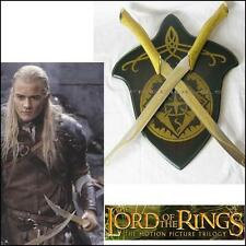 Legolas Elven Lord of the Rings Sword 2 Set