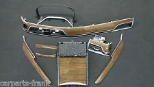 BMW 7 ´ G11 G12 APERTURA CRUSCOTTO rovere DECORAZIONE BORDO Set 7- pezzi