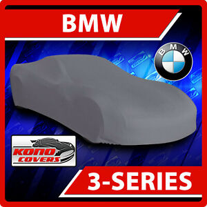 [BMW 3-SERIES] CAR COVER - Ultimate Full Custom-Fit 100% All Weather Protection