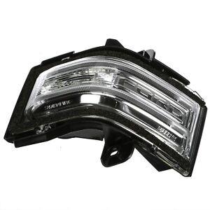 NEW OEM 15-20 Ford F150 LH Side Rear View Mirror Turn Signal Lens w Spotlight