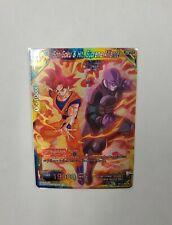 Son Goku & Hit, Supreme Alliance BT10-145 R FOIL Dragon Ball Super TCG NEAR MINT