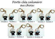 Porte-clés caliméro, 10 modèles au choix