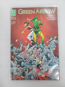 Green Arrow #12 DC Comics