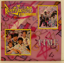 """ROBERTO JACKETTI & THE SCOOTERS TIME 12"""" LP (h169)"""
