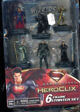 WIZKIDS HEROCLIX 1 STARTER SUPERMAN MAN OF STEEL