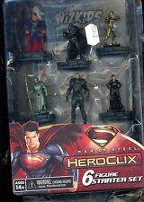 WIZKIDS HEROCLIX 1 STARTER SUPERMAN MAN OF STEEL