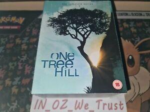 One Tree Hill - Series / Season 1-9 - Complete (DVD, 2012, 50-Disc, Box Set)