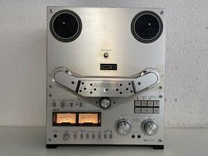 "AKAI GX 635 DB Tonbandgerät / Tape Recorder ""DEFEKT / NEEDS SERVICE"""