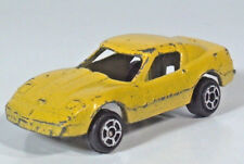 "Tootsietoy Chevrolet Corvette 2"" Die Cast Scale Model 1984 1985 1986 1987 1988"