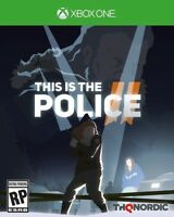 This is the Police 2 for Xbox One [New Xbox One]