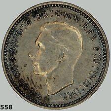 1943 D Australia Threepence KM# 37, UNC