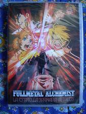 Fullmetal Alchemist - La estrella Sagrada de Milos - DVD - Nueva Precintada