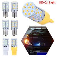 1pc T20 7440 W21W Led Bulb 3030 35Smd Canbus Led Lamp For Car Turn Signal Light