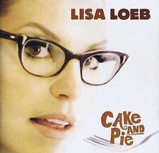 Cake and Pie - Lisa Loeb CD 8 12 Track ) 2002 Geffen Rec.